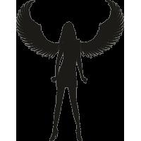 Сексуальная девушка Ангел 3