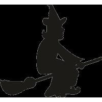 Ведьма на метле 7