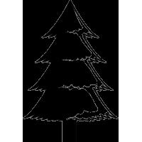Рождественская елка 7