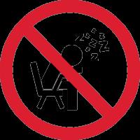Знак Не спать 1