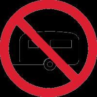 Знак Трейлер Запрещен 1