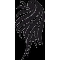 Татуировка Крылья 10