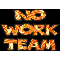 No Work Team для светлого фона