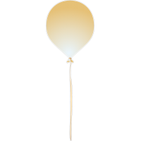 Воздушный шарик 6