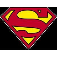 картинки знак супермен