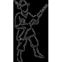 Охотник с ружьем