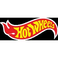 Логотип Hot Wheels (Хот Вилс)