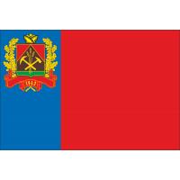 Флаг Кемеровской области