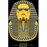 Имперский штурмовик в стиле фараона (Star Wars - Звездные войны)