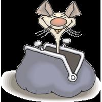 Мышь в сумке