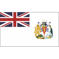 Флаг Британской антарктической территории