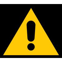 Предупреждающий Знак 2