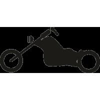 Мотоцикл кастом