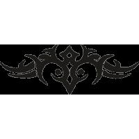 Татуировка Узор 25