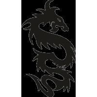 Татуировка Дракон 29