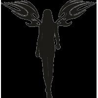 Сексуальная девушка Ангел 5