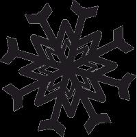 Снежинка 50