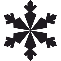 Снежинка 56