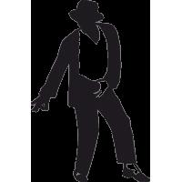 Танцующий Майкл Джексон 2
