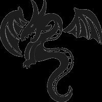 Татуировка Дракон 34