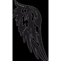 Татуировка Крылья 6