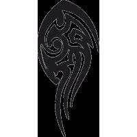 Татуировка Крылья 7