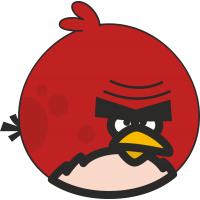Большой Брат из Angry Birds