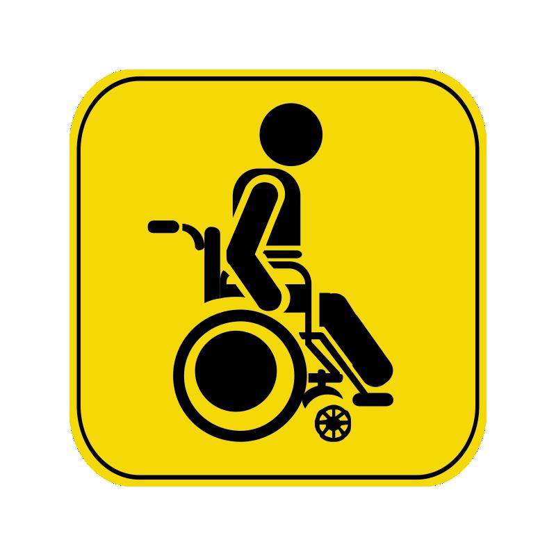 инвалидный знак на авто Екатеринбурге