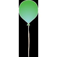 Воздушный шарик 12
