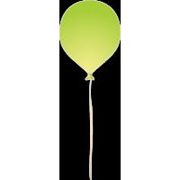 Воздушный шарик 16