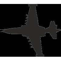 Истребитель СУ-25 FrogFoot