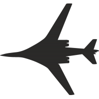 Бомбардировщик Ту-160 Blackjack