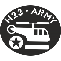 Вертолет H23