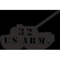 32 армия США
