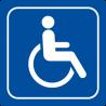 Международный знак инвалид