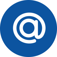 Знак электронной почты mail.ru