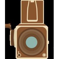 Ретро-фотоапарат