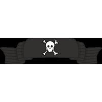 Пиратская ленточка