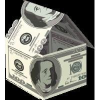 Дом из доллара