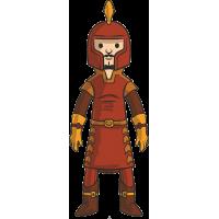 Троянский воин