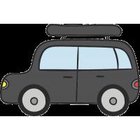 Серый автомобиль