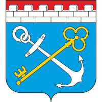 Герб Ленинградской области