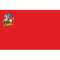 Флаг Московской области