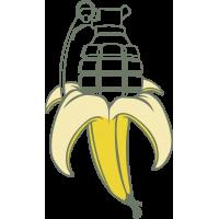 Граната в банане