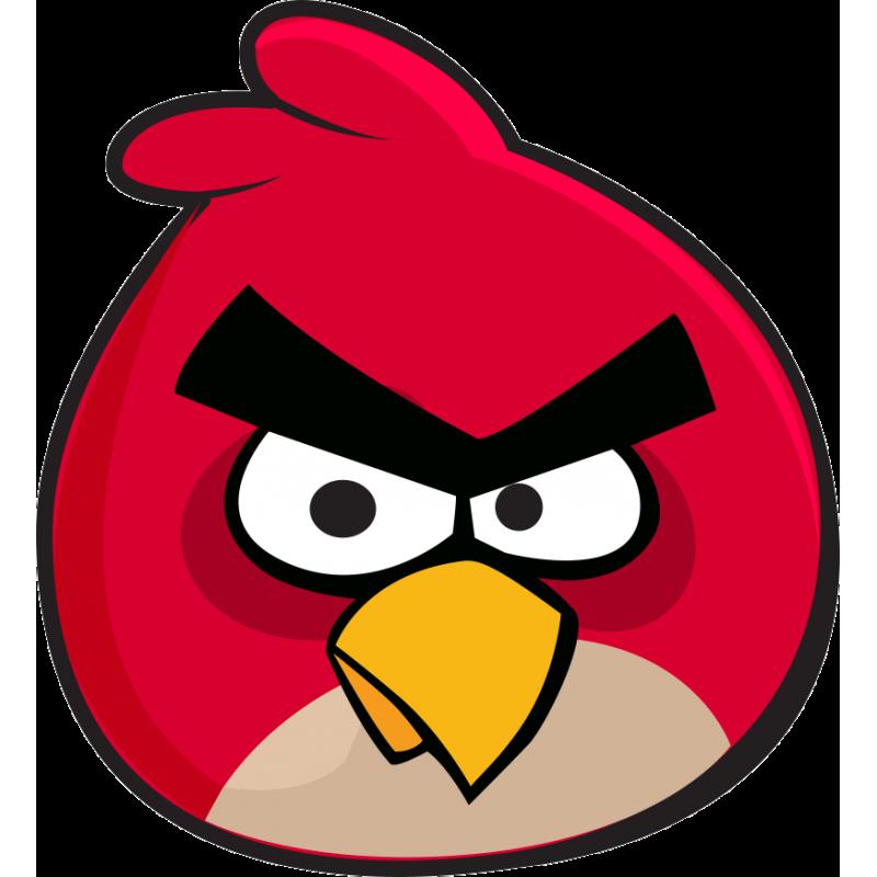 самая красивая фото красной птицы из энгри бердз простые или