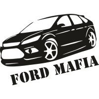 Ford Focus Mafia - Форд фокус мафия