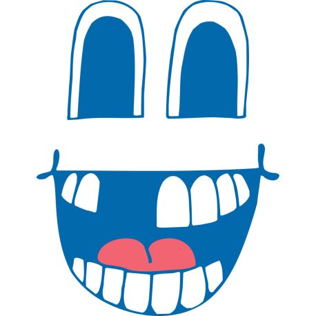 Улыбка без двух зубов