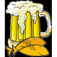 Вобла и пиво