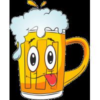 Бокал пива!