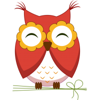 Красная сова